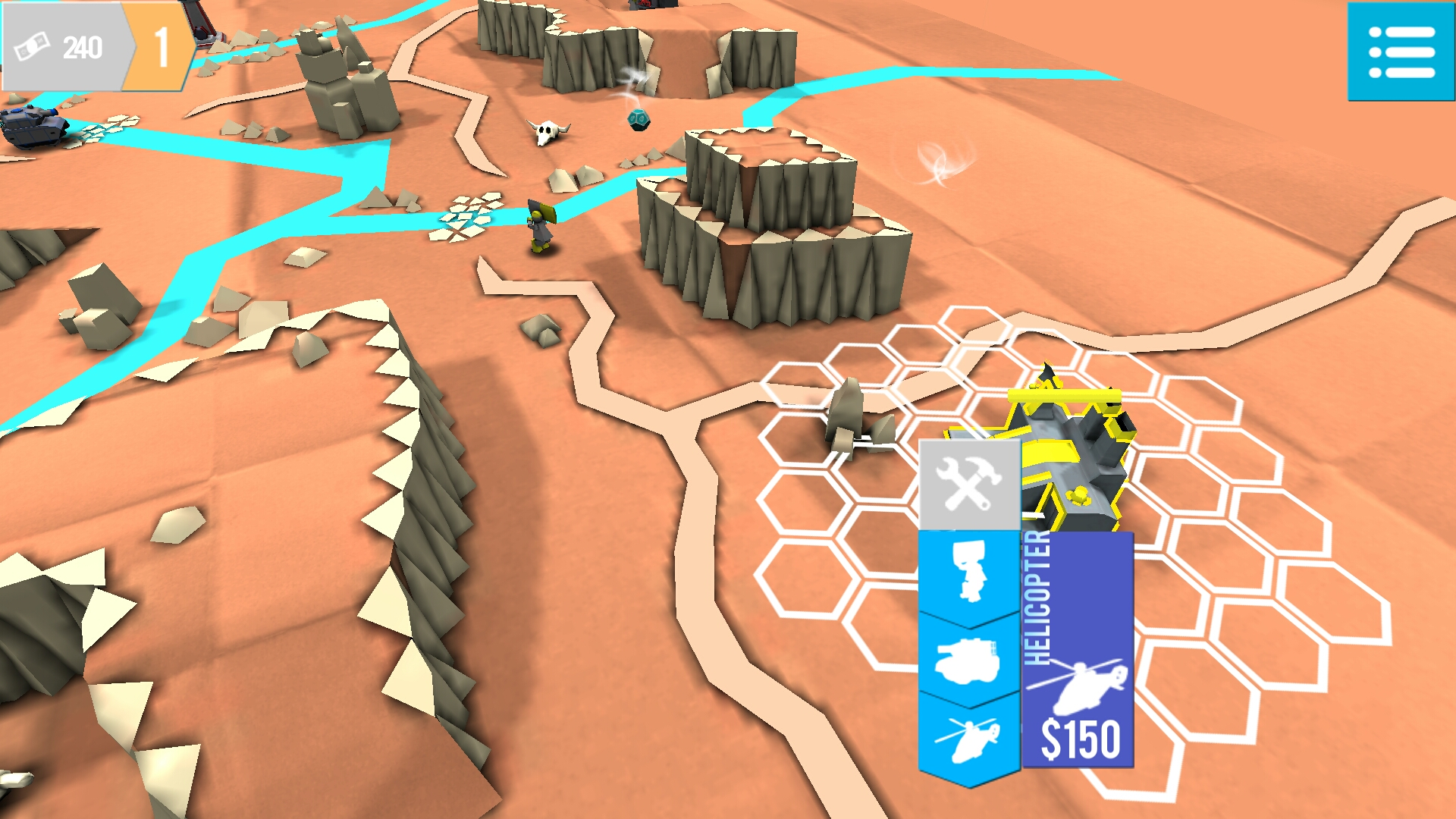 Paper Craft Battles screenshot